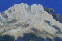 237. Mont Sainte Victoire-a          50x30       250 euro
