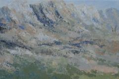 260. Mont Sainte Victoire - c       120x60     750 euro