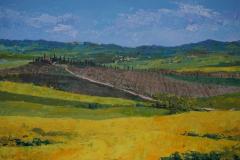 295. Primavera in Toscana